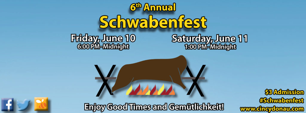 2016 Schwabenfest Facebook Cover Picture